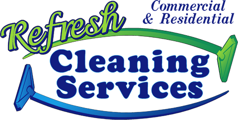 Refresh Cleaning Services Logo